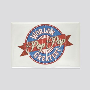 World's Greatest PopPop Magnets