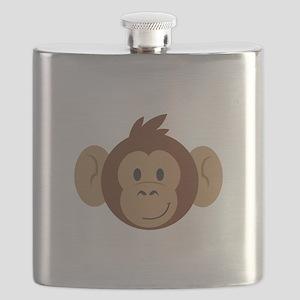 Monkey Head Flask