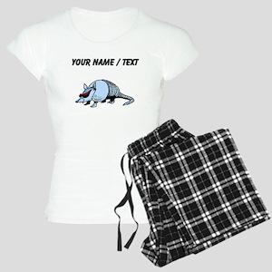 Custom Cool Armadillo Pajamas