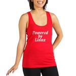 Powered by Linux - Racerback Tank Top