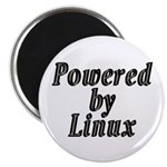 Powered by Linux - Magnet