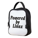 Powered by Linux - Neoprene Lunch Bag