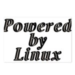 Powered by Linux - Postcards (Package of 8)