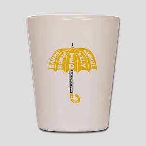 HIMYM Umbrella Shot Glass