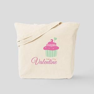 My Valentine Tote Bag