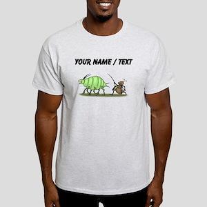 Custom Ant Hearding Aphid T-Shirt