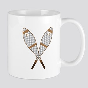 Snow Shoes Mugs