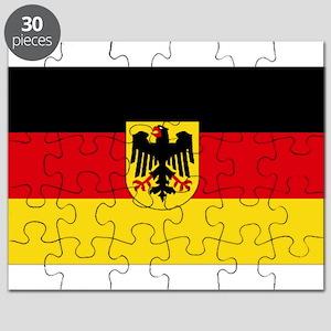 German COA flag Puzzle