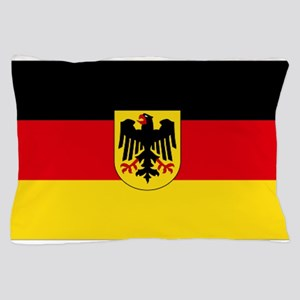 German COA flag Pillow Case