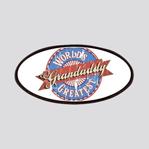 World's Greatest Grandaddy Patches