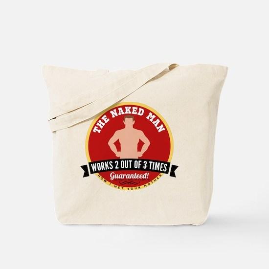 HIMYM Naked Man Tote Bag