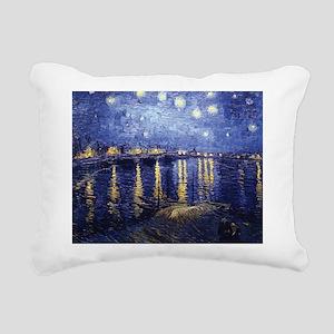 Starry Night Over the Rhone by Van Gogh Rectangula