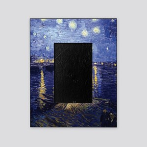 Starry Night Over the Rhone by Van Gogh Picture Fr