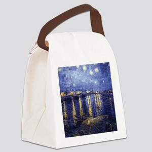 Starry Night Over the Rhone by Van Gogh Canvas Lun