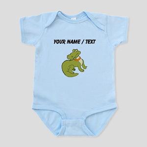 Custom Pet Alligator Body Suit