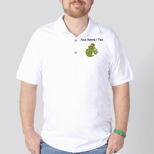 Custom Pet Alligator Golf Shirt