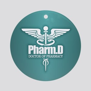PharmD Ornament (Round)