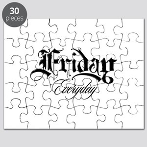 Friday Everyday Puzzle