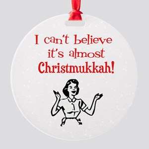 cantbelieve Ornament
