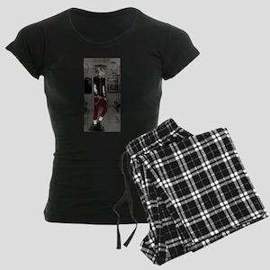 Tufted Deer Women's Dark Pajamas