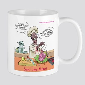 Zombie Food Network Mugs