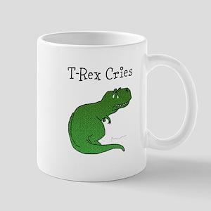 T-Rex Cries Mug
