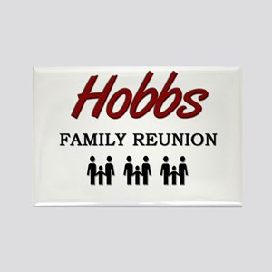 Hobbs Family Reunion Rectangle Magnet