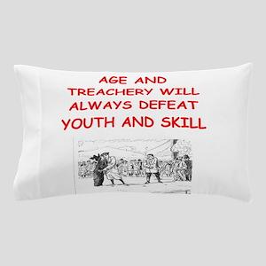 i love golf Pillow Case