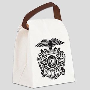 Vandals Canvas Lunch Bag