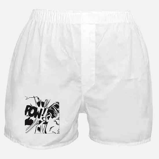 Vintage Comic Boxer Shorts