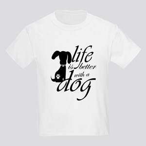 Life is better with a d T-Shirt