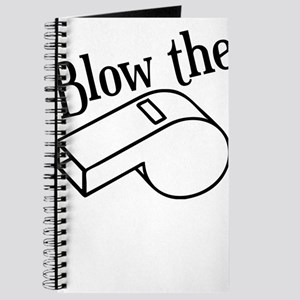 Blow the Whistle Journal