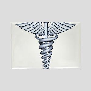 Medical Symbol Rectangle Magnet