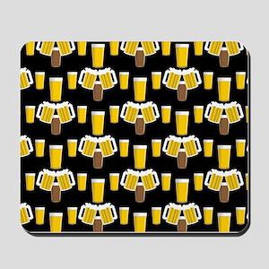 Beer Smile Mousepad