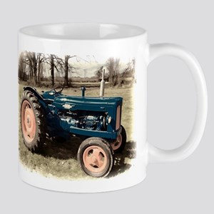 Antique Vintage Fordson Tractor Mugs