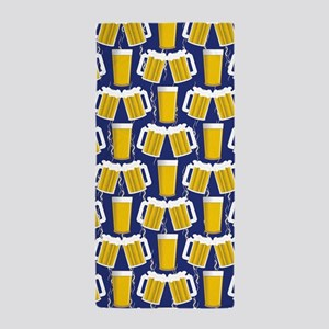 Beer Cheers Beach Towel