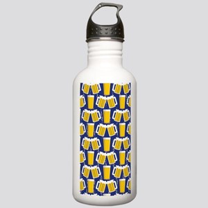 Beer Cheers Stainless Water Bottle 1.0L