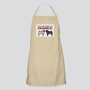Let's Get Ready to Grumble Apron