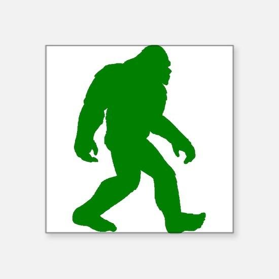 Bigfoot Silhouette Sticker
