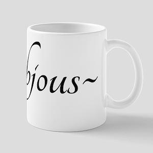 Frabjous Mug