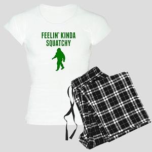 Feelin Kinda Squatchy Pajamas