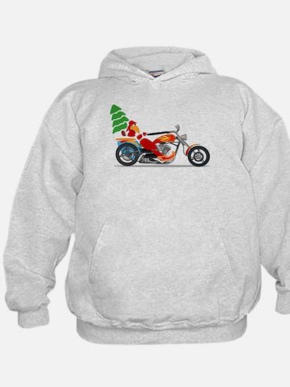 Have a Harley Christmas Hoody