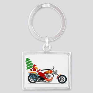 Have a Harley Christmas Keychains