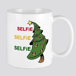 OYOOS Selfie Xmas design Mugs