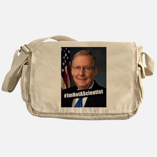 #ImNotAScientist Messenger Bag