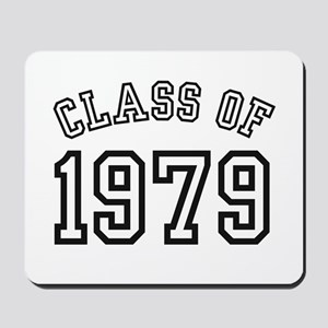 Class of 1979 Mousepad