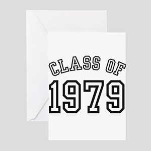 Class of 1979 Greeting Cards (Pk of 10)
