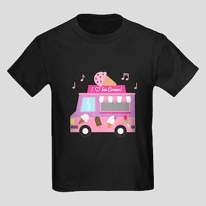 I love Ice Cream Truck T-Shirt