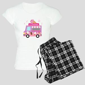 I love Ice Cream Truck Pajamas