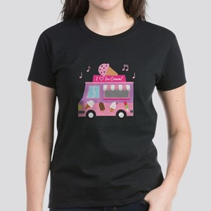 I love Ice Cream Truck T-Shirt